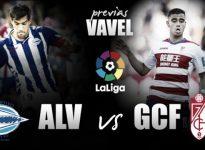 Liga Santander: Alavés - Granada