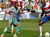 Liga Santander: Real Betis - Málaga CF