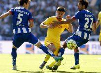 Liga Santander: Deportivo - Sporting