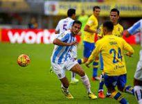 Las Palmas - Málaga // Liga Santander