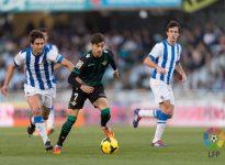 Liga Santander: Real Sociedad - Real Betis