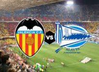 Liga Santander: Valencia - Alavés