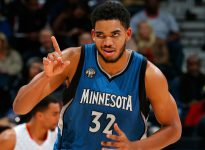 Actuación personal NBA: DEN Nuggets - MIN Timberwolves