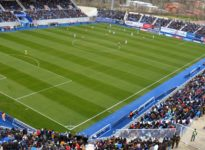 Liga Santander-fútbol -REAL MADRID - LEVANTE