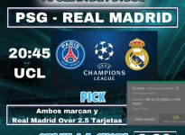 Ucl: PSG - RealMadrid