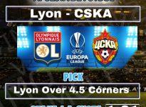 Lyon - CSKA