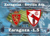 16:00 Zaragoza - SevillaB