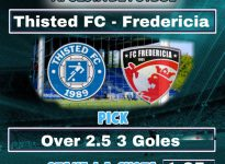 13:45 Thisted FC - Fredericia