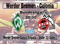 Bundesliga Werder Bremen vs Colonia