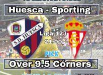 Liga123: Huesca - Sporting