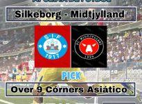 Superligaen: Silkeborg - Midtjylland