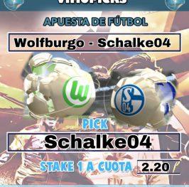 Bundesliga: Wolfsburg – Schalke04