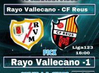Liga123: Rayo - Reus