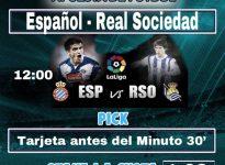 Liga: Español - Real Sociedad