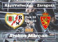 Rayo Vallecano- Zaragoza