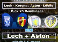 Lech - Korona + Aston - Leeds