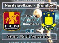 Nordsjaelland - Brondby