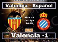 Liga: VALENCIA - ESPANYOL