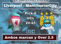 UCL: LIVERPOOL - MANCHESTER CITY