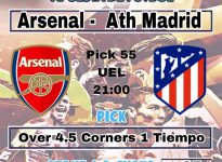 EUL : ARSENAL - ATLETICO MADRID