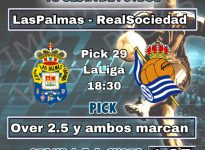 LasPalmas - RealSociedad
