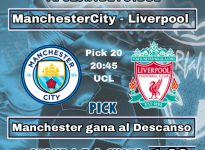 UCL: MANCHESTER CITY - LIVERPOOL