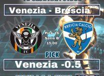 Serie B : VENEZIA - BRESCIA
