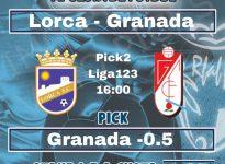 LORCA FC - GRANADA CF