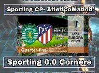 SPORTING CP - ATLETICO MADRID