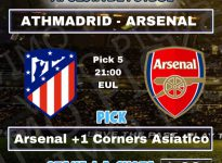 EUL ATLETICO MADRID - ARSENAL
