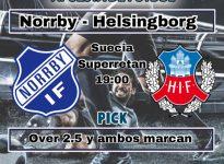 NORRBY IF - HELSINGBORG