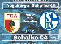 FC AUGSBURG - FC SCHALKE 04