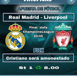 REAL MADRID – LIVERPOOL