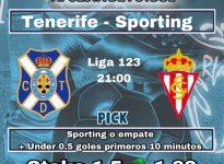 Tenerife - Sporting