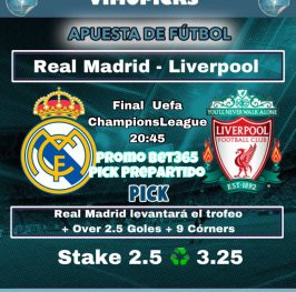 UCL: Real Madrid – Liverpool