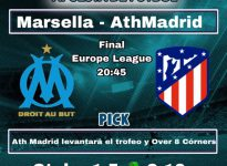 FINAL : MARSELLA - ATH MADRID