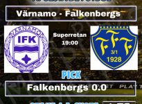 IFK VARNAMO - FALKENBERGS FF