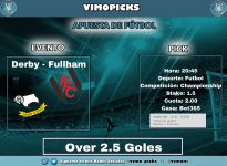 Derby - Fullham