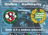 Orebro -  Hammarby