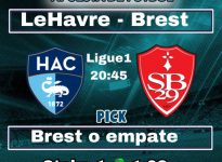 LE HAVRE - STADE BRESTOIS 29