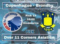 Copenhague - Brondby