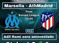 Marsella - Ath Madrid