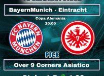 BayernMunich - Eintracht