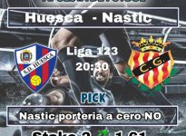 Huesca - Nastic