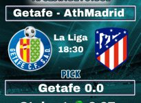 GETAFE - ATLETICO MADRID