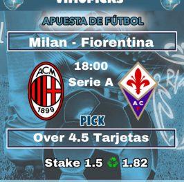 Milan – Fiorentina