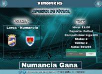 Lorca - Numancia