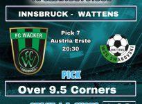 WACKER INNSBRUCK - WSG WATTENS