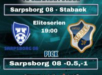 Sarpsborg 08 - Stabaek