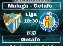 Málaga - Getafe